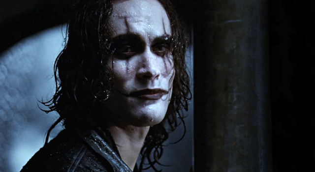Brandon Lee ne Il Corvo (1994)